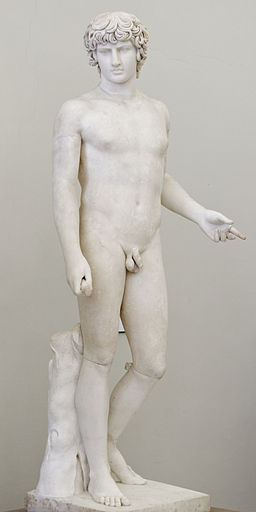 Antinous Farnese MAN Napoli Inv6030 n01